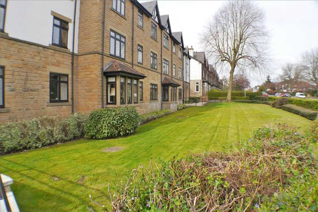Communal Gardens of Richmond House, Street Lane, Leeds LS8