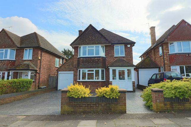 Thumbnail Detached house for sale in Greenacres Avenue, Ickenham