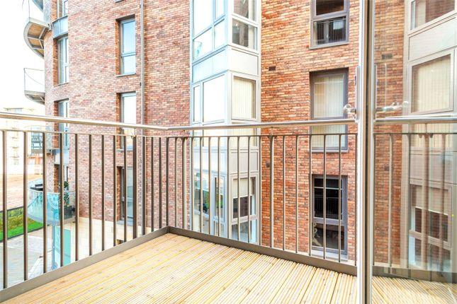 Balcony of Bellerby Court, Palmer Lane, York, North Yorkshire YO1
