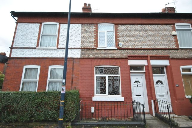 Thumbnail Terraced house to rent in Belgrave Road, Sale, Sale