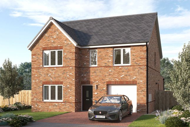 Thumbnail Detached house for sale in Harrowgate Lane, Stockton-On-Tees