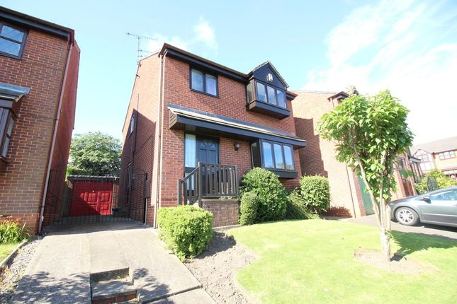 Thumbnail Detached house to rent in Heyhouse Drive, Chapeltown, Sheffield