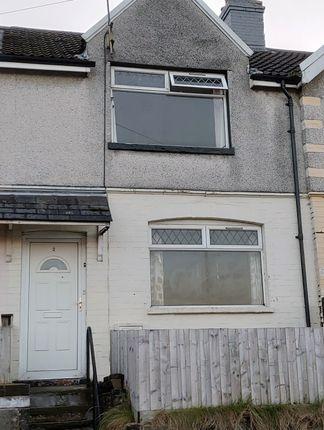 Thumbnail Terraced house to rent in Oak Terrace, Abercwmboi, Aberdare