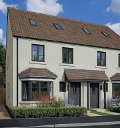 Thumbnail Semi-detached house for sale in Redwing Gate, Dursley