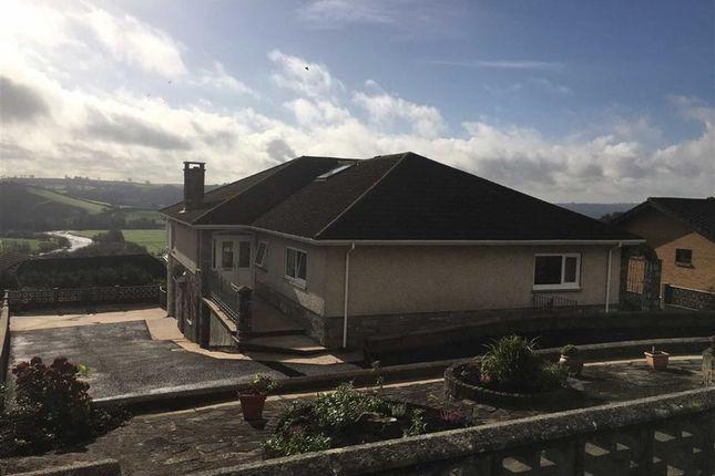 Thumbnail Detached house for sale in Ael Y Bryn, Tanerdy, Carmarthen