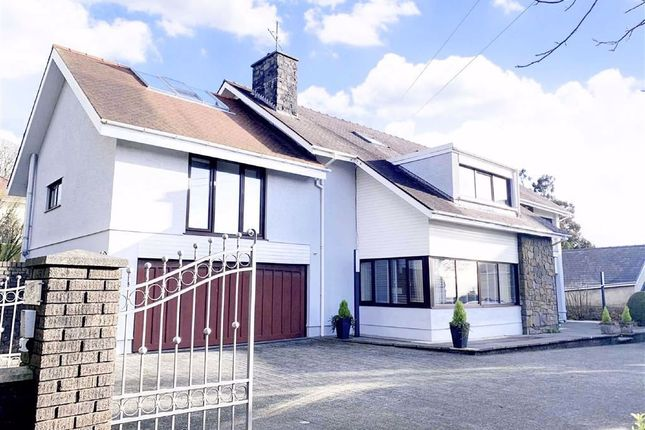 Thumbnail Detached house for sale in Old Road, Llanelli