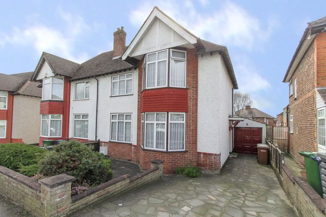 Semi-detached house for sale in Buckingham Road, Edgware