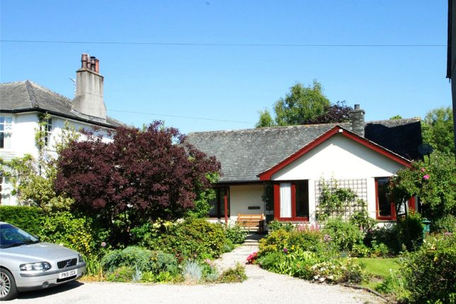 Thumbnail Detached bungalow for sale in Under Eaves, Crosthwaite Road, Keswick, Cumbria