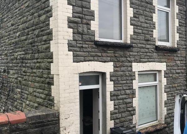 Thumbnail Property to rent in Sarah Street, Merthyr Vale, Merthyr Tydfil