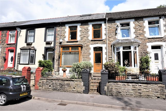 Thumbnail Terraced house for sale in Park View Terrace, Abertillery