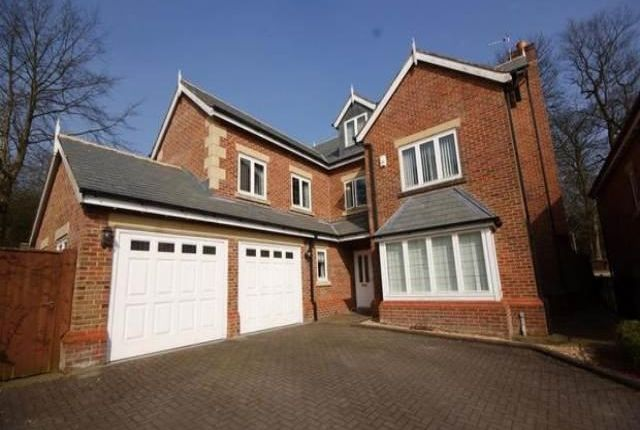 Thumbnail Detached house to rent in The Keep, Heaton, Bolton