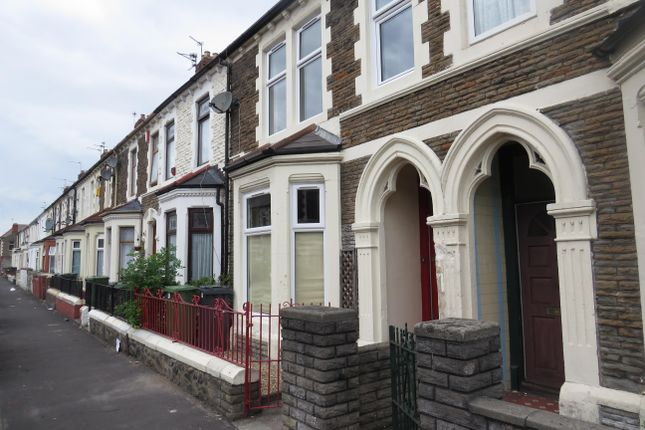 Thumbnail Property to rent in Penhevad Street, Cardiff