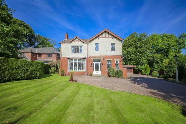 Thumbnail Detached house for sale in Earnsdale Road, Darwen, Lancashire