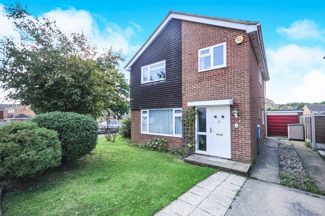 Thumbnail Detached house for sale in Kinloch Chase, Witham