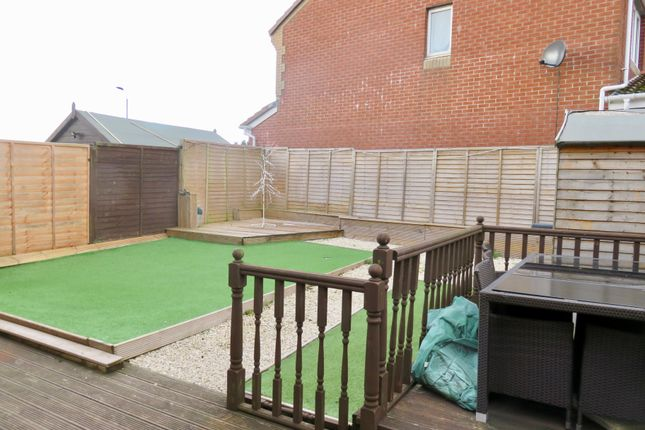 Rear Garden of Rockcliffe Path, Chapelhall, Airdrie ML6
