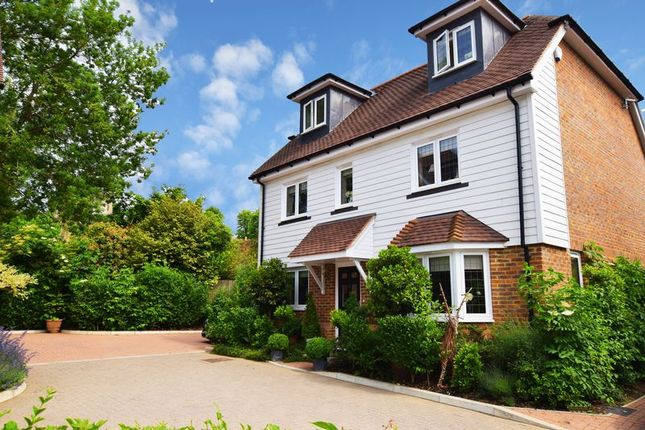 Thumbnail Detached house for sale in Park Farm Close, Maresfield