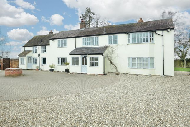 Thumbnail Property for sale in Ashby Road, Frolesworth, Lutterworth