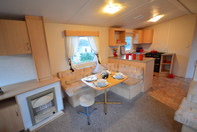 This Holiday Home Comes With Free 2020 Pitch Fees As Well As A Choice Of Pitches And Will Included All Of Your Connection Cost.