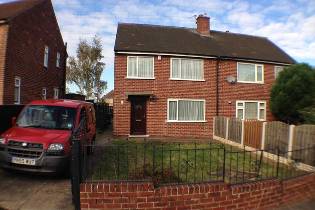 Thumbnail Semi-detached house to rent in Byron Crescent, West Melton