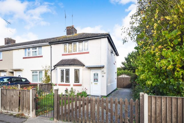 Thumbnail Semi-detached house for sale in North Avenue, Chelmsford