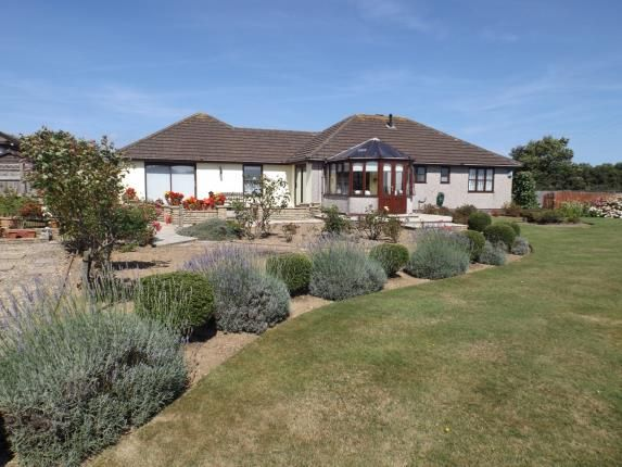 Thumbnail Bungalow for sale in Connor Downs, Hayle, Cornwall