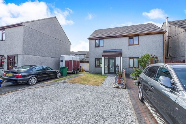Thumbnail Semi-detached house for sale in Wheal Gerry, Camborne