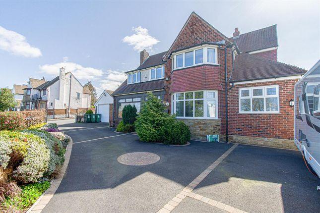 Thumbnail Detached house for sale in Coastal Road, Hest Bank, Lancaster