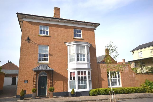 Thumbnail Detached house for sale in Bridport Road, Poundbury, Dorchester