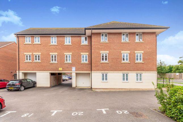 Thumbnail Flat to rent in John Clare Close, Oakham