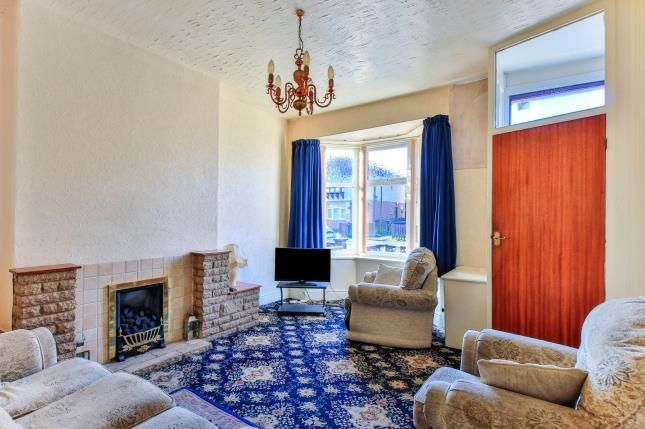 Lounge of Rydal Street, Burnley, Lancashire BB10