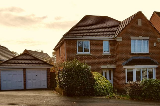 Thumbnail Detached house for sale in Foxglove Way, Thatcham, West Berkshire