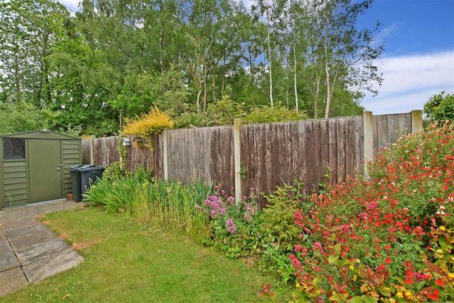 Rear Garden of Canterbury Road, Charing, Ashford, Kent TN27