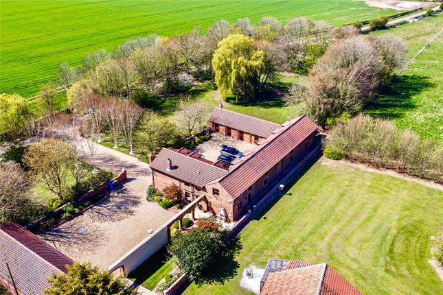Thumbnail Detached house for sale in Halsham, East Yorkshire