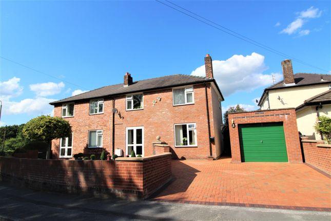 Thumbnail Detached house for sale in Bryn-Y-Glyn, Wrexham
