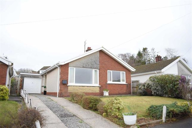 Thumbnail Detached bungalow for sale in Church Close, Bryncoch, Neath