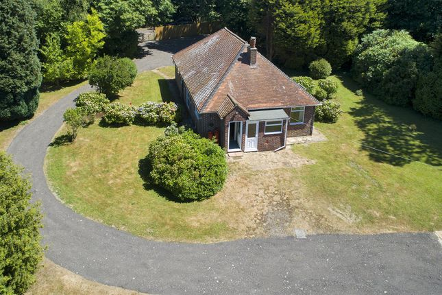 Thumbnail Equestrian property for sale in Stone Street, Stelling Minnis, Canterbury