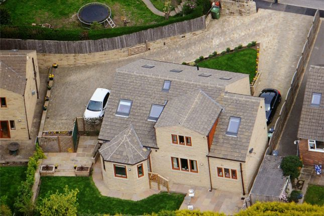 Thumbnail Detached house for sale in Littlethorpe Hill, Hartshead, Liversedge, West Yorkshire