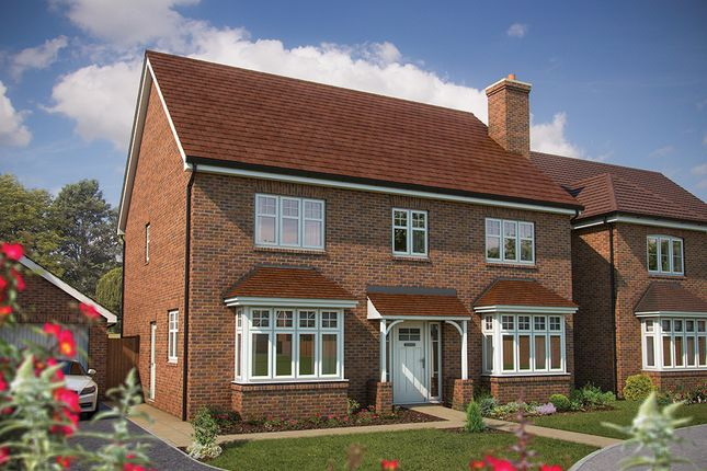 """Thumbnail Detached house for sale in """"The Lime"""" at Rushland Field, Chinnor"""