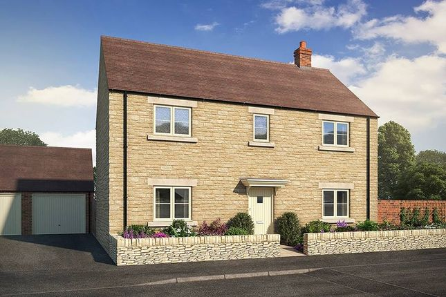 """Thumbnail Detached house for sale in """"The Datchet_The Meadows"""" at Todenham Road, Moreton-In-Marsh"""
