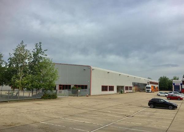 Thumbnail Light industrial to let in Rear Warehouse & Yard, Kingsmead Business Park, Howland Road, Thame, Oxon