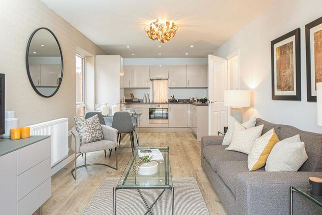 "Thumbnail Flat for sale in ""Pointelle House"" at Hackbridge Road, Wallington"