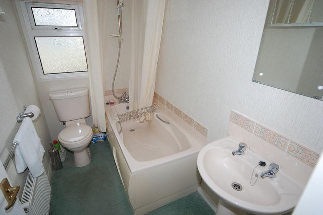 Bathroom of West Shore Park, Walney, Barrow-In-Furness LA14