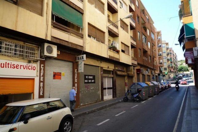 Commercial property for sale in Alicante, Alicante, Spain