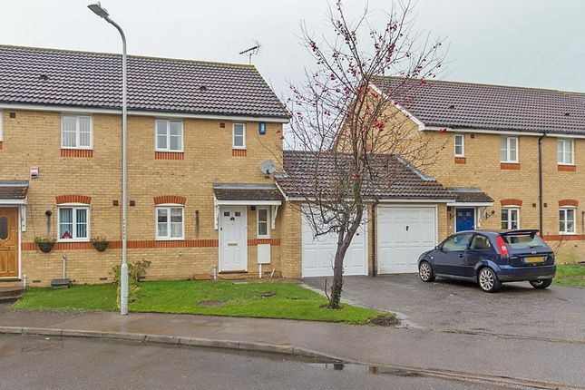 Thumbnail Semi-detached house to rent in Recreation Way, Kemsley, Sittingbourne