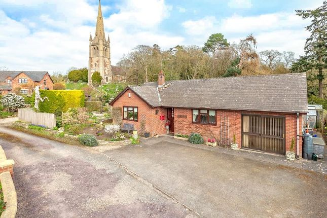 Thumbnail Detached bungalow for sale in Mine Bank, Clive, Shrewsbury