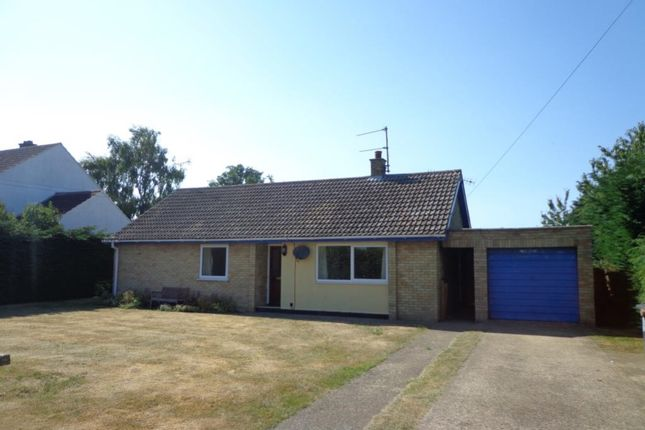 3 bed detached bungalow to rent in The Street, Herringswell IP28