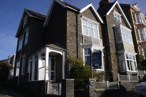 Thumbnail Detached house for sale in Aberystwyth, Dyfed