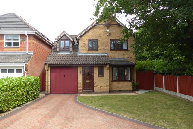 Thumbnail Detached house for sale in Calluna Drive, Priorslee, Telford