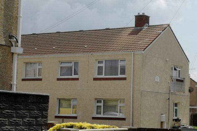 Thumbnail Flat for sale in Border Road, Port Talbot, Neath Port Talbot.