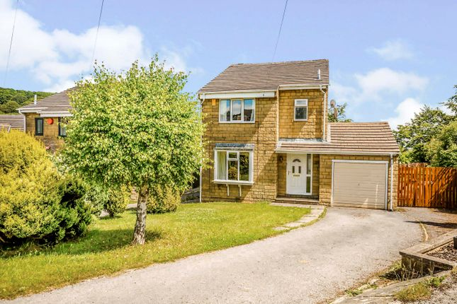 Thumbnail Detached house for sale in Wood View, Birkby, Huddersfield, West Yorkshire